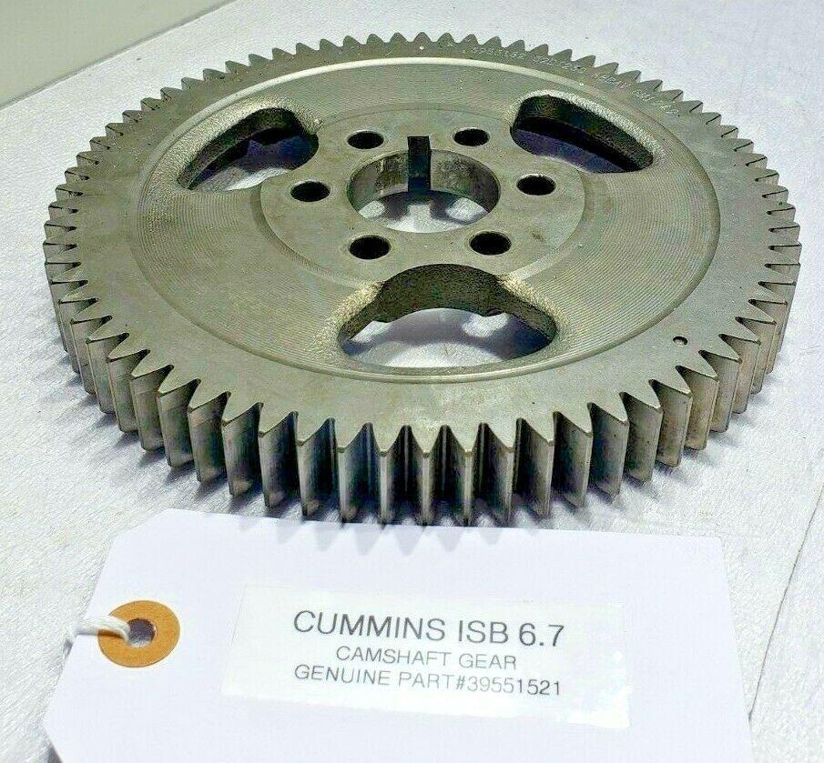 CAMSHAFT GEAR Cummins QSB 6.7 Engine 3955152 OEM