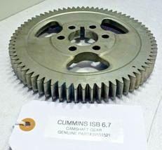 CAMSHAFT GEAR Cummins QSB 6.7 Engine 3955152 OEM image 1