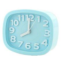 George Jimmy Cute Student Alarm Clock Stylish Silent Bedside Alarm Clock #11 - $26.93