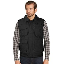 Men's Multi Pocket Zip Up Military Fishing Hunting Utility Tactical Vest (Small,
