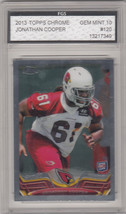 Jonathan Copper ~ 2013 #120 Rookie ~ FGS GRADED Mint 10 - $16.04
