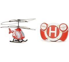 Little Tikes My First Flyer Helicopter Orange RC Remote Control Toy - $77.44