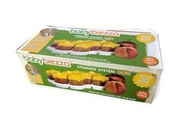Baby Brezza Octo Baby Food Storage System Yellow - NEW  - $17.81