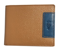 Designer Bi-Fold Genuine Leather Wallets for Men ORIGINAL Jarzi Joris - $15.70