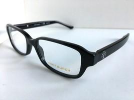 New TORY BURCH TY 7020 7713 Black 50mm Rx Women's Eyeglasses Frame #7 - $99.99