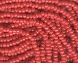 Seed bead rocaille full hank red 5 thumb155 crop