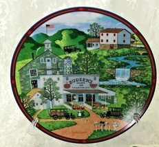 "1993 Bradford Exchange Collectors Plate Budzen's Fruits and Vegetables 8 1/8"" - $22.53"