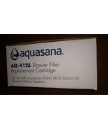 Aquasana Shower Filter Cartridge Model  AQ 4125 New - $38.61