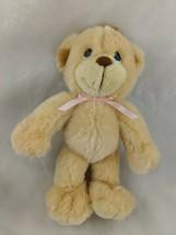 "Precious Moments Bear Plush 9"" 1999 Stuffed Animal Toy - $17.95"