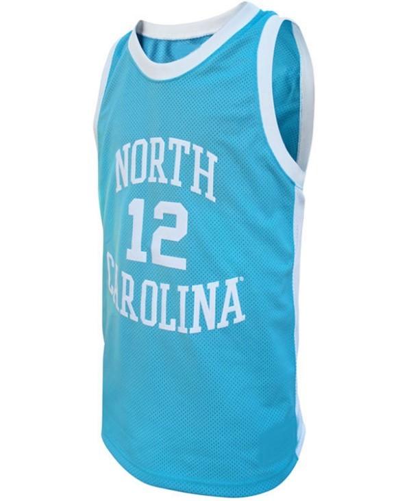 Phil ford north carolina basketball jersey light blue   1