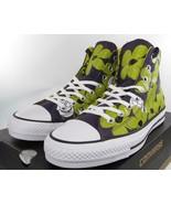 Converse Mens X Dinosaur Jr. CTAS Pro Hi 158663C Eggplant Peel/Yellow Sz... - $59.99