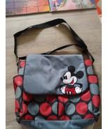 Disney Mickey Mouse Messenger Baby Diaper Bag Girls Boys Mens Womens - $17.82