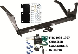 Trailer Hitch W/ Wiring Kit Fits 1993-1997 Chrysler Concorde & Intrepid Drawtite - $207.85