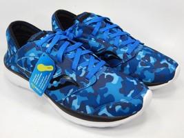 Saucony Kineta Relay Men's Running Shoes Size 9 M EU 42.5 Blue Camo S25244-8