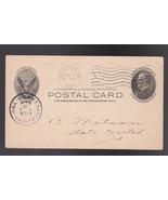 MERCHANTS MUTUAL INSIRANCE CO. DES MOINES,IOWA FEBRUARY 5 1904 ON 1C MCK... - $1.98