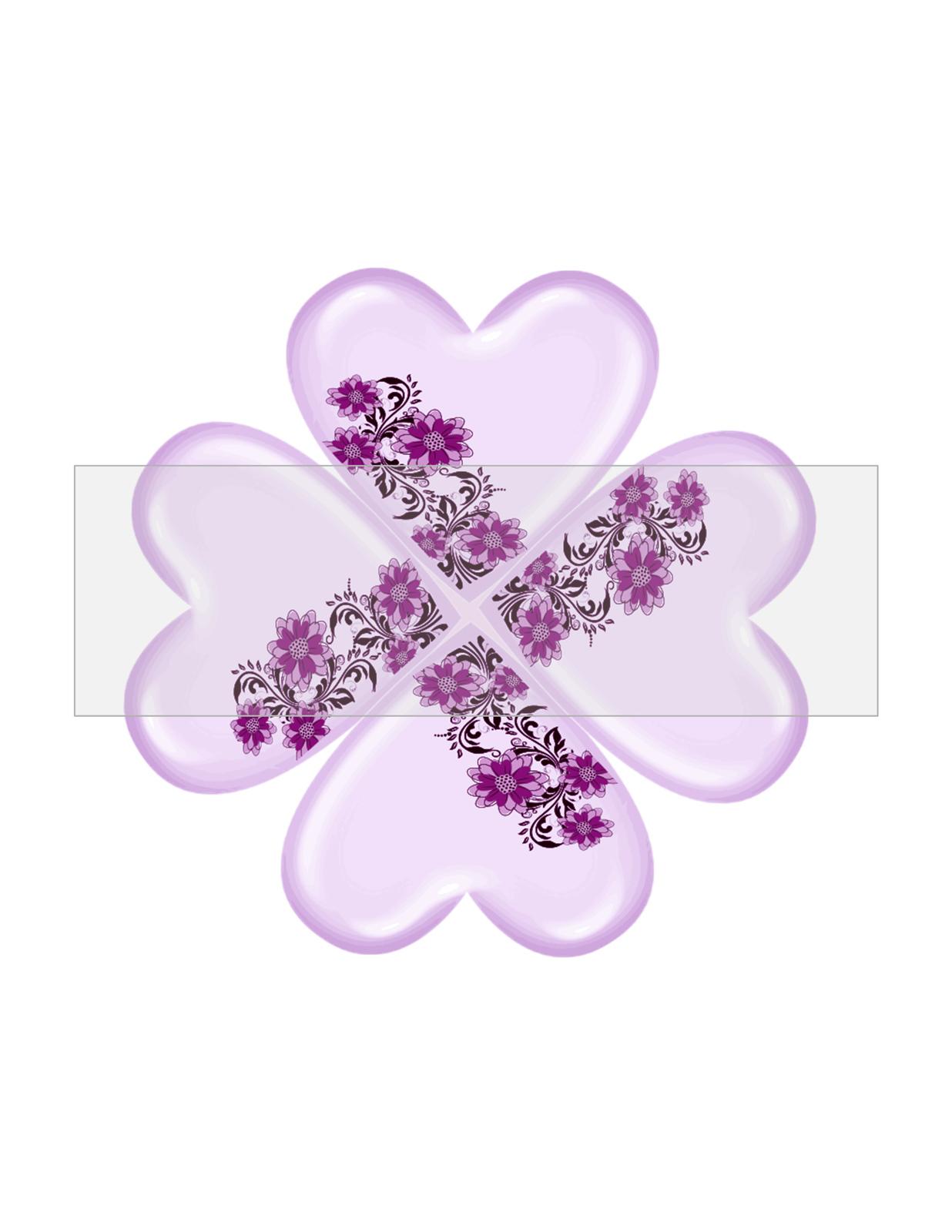 Clover heart flowers set1 009