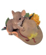 Charming Tails Hoe Down Happiness 98/356 with lapel pin & 2 more freebies - $27.99
