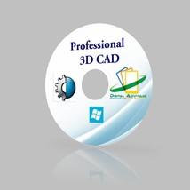 Professional 3D CAD software Extensible 3D para... - $8.81