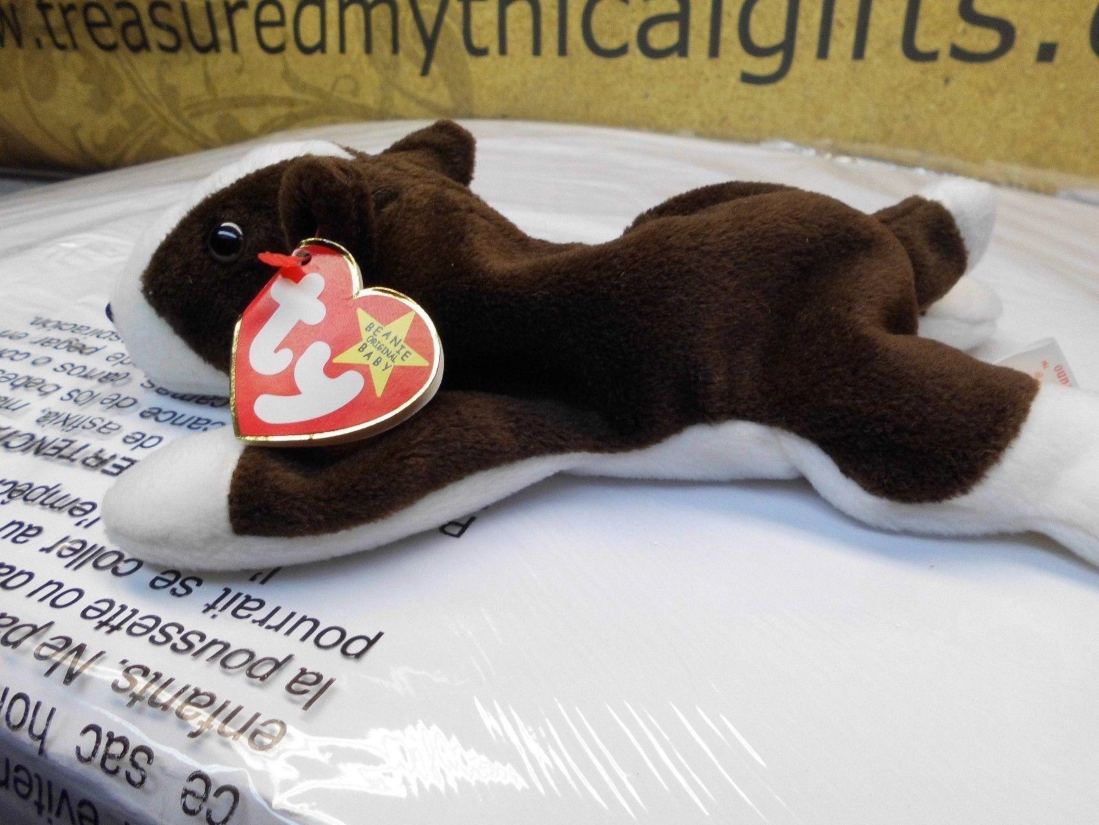 ... Ty Beanie Babies Bruno the dog 778c304fe60