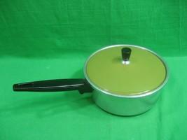 Vintage Mardigian Corp Buckeye Product 1 Quart Aluminum Sauce Pan - $13.98