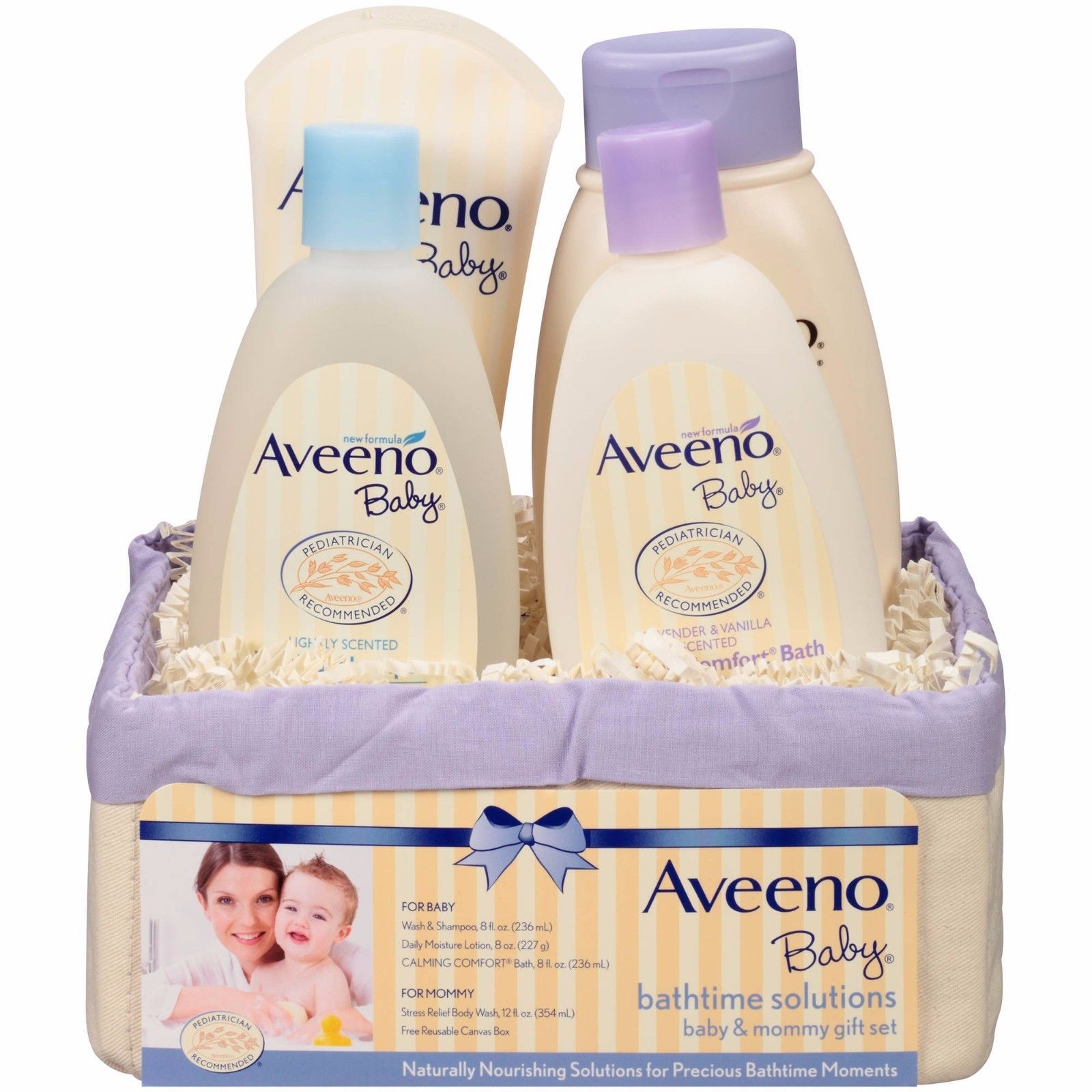 Aveeno Baby Daily Bathtime Solutions Gift Set and 50 similar items