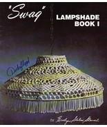 Macrame Lampshade Book I - Vintage macrame book - Digital download in PD... - $3.50