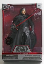 Disney Store Star Wars Kylo Ren Elite Series Die Cast Action Figures SEALED - $18.99