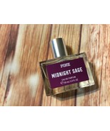 Victoria's Secret Midnight Sage Eau De Parfum 1 oz spray New - $18.69