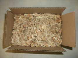 4.5 ounces - Sphagnum Mos - New Zealand Long Fibered  - $18.00