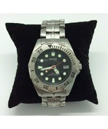Pulsar Men's Wristwatch Silvertone V732-X176 New Battery - $24.74