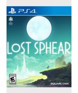 Lost Sphear PS4 Sony Playstation 4 Physical Official - Square Enix Exclu... - $94.99