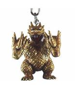 Godzilla Keychain - King Ghidorah - $21.99