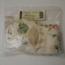 Longaberger Medium Crocus Basket Liner Botanical Fields Mothers Day 2343835 NIP - $18.37