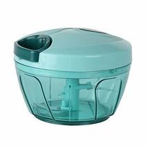 Pasutewel Mini Manual Food Chopper Processor Vegetable Mincer Blender Fr... - $15.02