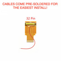 Nintendo Game Boy Advance Cable Backlight Backlit Adapter AGS 101 32 PIN - $8.01