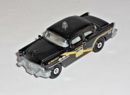 Matchbox 1 Loose Car Coffee Cruisers 1956 Buick Century Police Black - $2.00