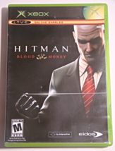 XBOX - HIT MAN - BLOOD MONEY (Complete with Manual) - $8.00