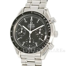 Omega Speedmaster Automatic 351,050 wristwatch Free Shipping Japan Authe... - $2,411.00