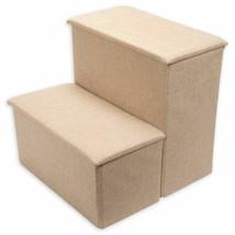 Homebase Pet Storage Steps in Grey - New (bd) - $55.99