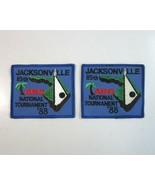 Lot of 2 1988 Jacksonville 85th ABC American Bowling Congress Tournament... - $9.50