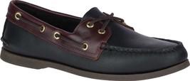 Sperry Top-Sider Authentic Original Boat Shoe (Men's) NEW - Black/Amaret... - $92.02