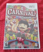 Carnival Games (Nintendo Wii, 2007) Brand New - $19.79