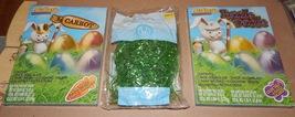 Easter Kids Crafts Easter Egg Decorating Kits 2ea & Grass Dudley's Carro... - €6,36 EUR