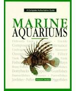 Marine Aquariums :  Richard F. Stratton : New Hardcover @ - $12.82