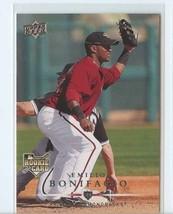 EMILIO BONIFACIO RC 2008 Upper Deck #307 Arizona Diamondbacks Baseball Card - $2.99