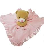 Baby Starters Teddy Bear Lovy Thank Heaven for Little  Rattle - $12.26