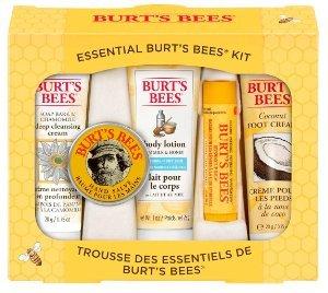 Burt's Bees Essential 5-Piece Gift Set (2 Sets)  - $18.25