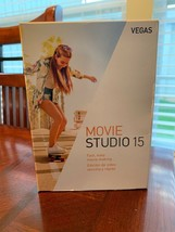 Vegas Movie Studio 15 - $49.49