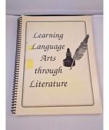 Learning Language Arts Through Literature Yellow Book 3rd Grade 2nd Prin... - $4.95