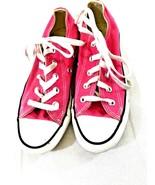 Converse Mens Size 4 Unisex Shoes Pink Classic 4 - $24.74